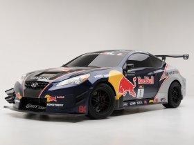 Ver foto 14 de Hyundai Genesis Coupe by RMR Red Bull 2009