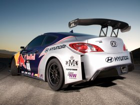 Ver foto 12 de Hyundai Genesis Coupe by RMR Red Bull 2009