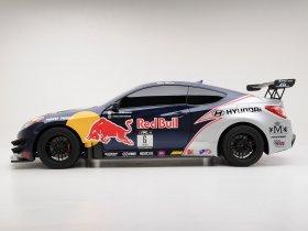 Ver foto 11 de Hyundai Genesis Coupe by RMR Red Bull 2009