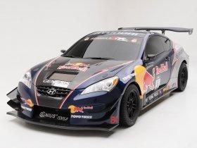 Ver foto 10 de Hyundai Genesis Coupe by RMR Red Bull 2009