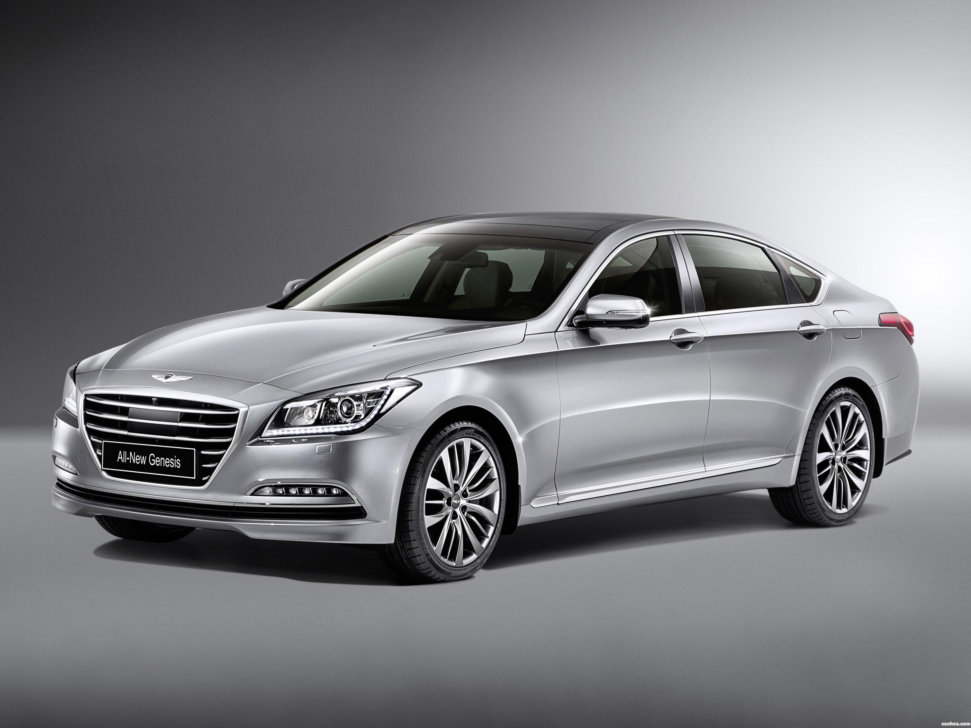Foto 0 de Hyundai Genesis 2014