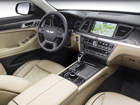 Ver foto 4 de Hyundai Genesis 2014