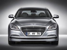 Ver foto 3 de Hyundai Genesis 2014