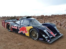 Fotos de Hyundai Genesis PM580 by RMR Red Bull 2010