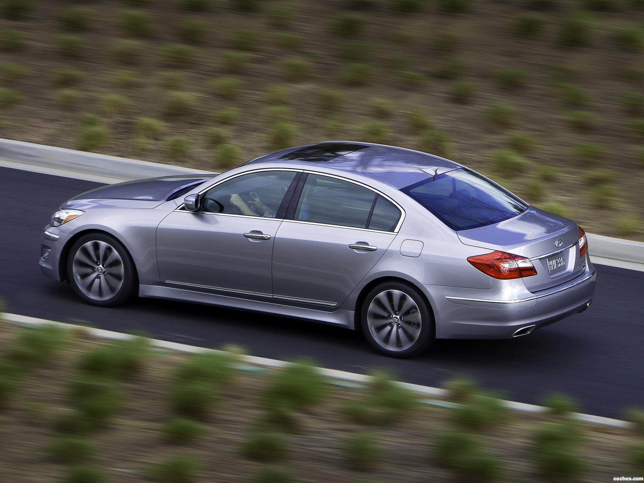 Foto 6 de Hyundai Genesis R-Spec 2010