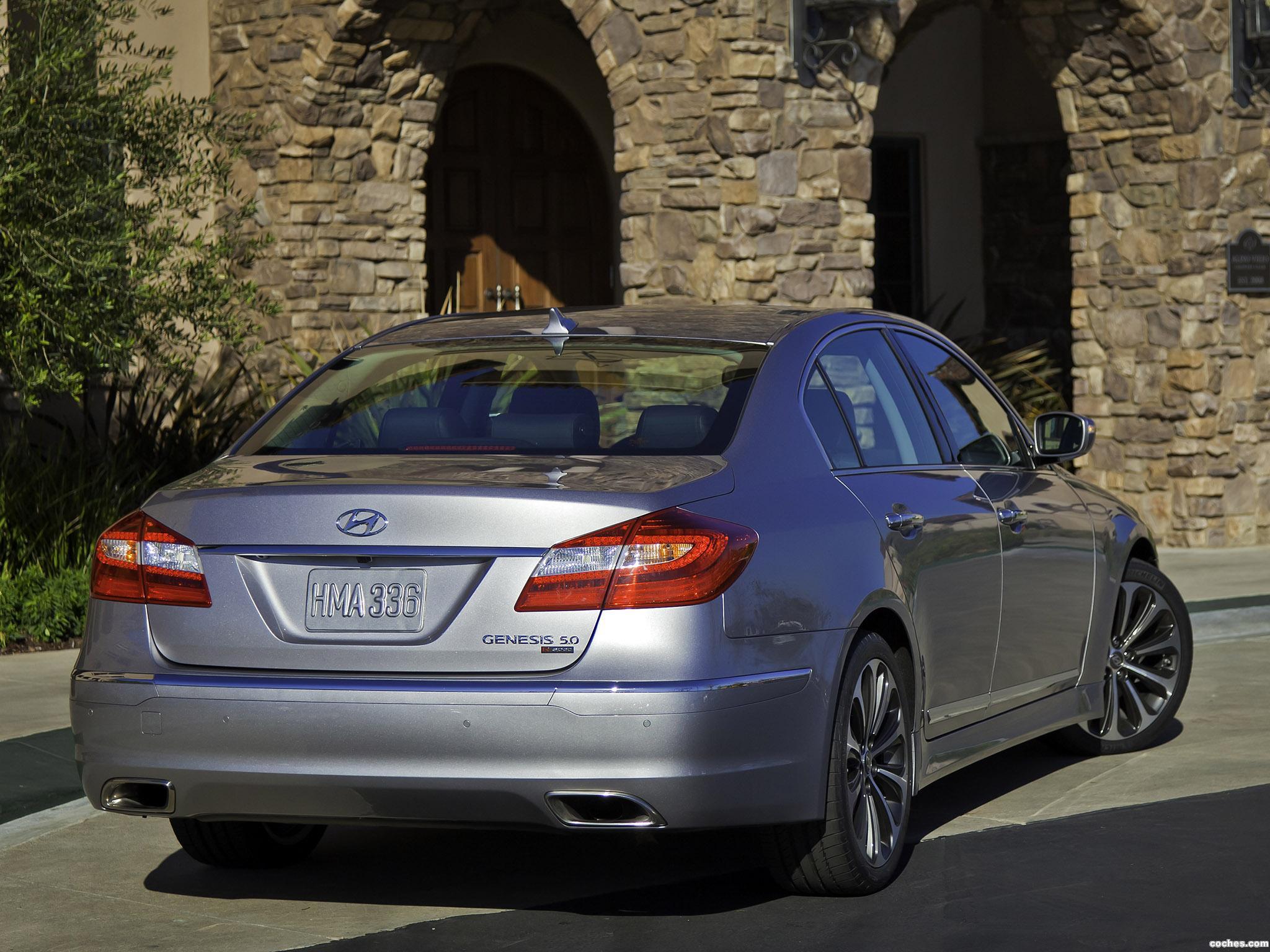 Foto 4 de Hyundai Genesis R-Spec 2010
