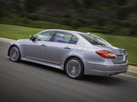 Ver foto 9 de Hyundai Genesis R-Spec 2010
