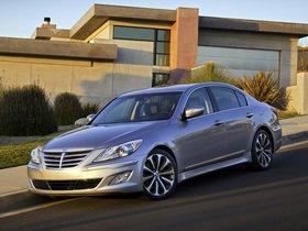 Ver foto 4 de Hyundai Genesis R-Spec 2010