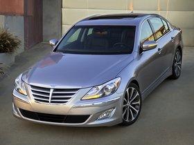 Ver foto 3 de Hyundai Genesis R-Spec 2010
