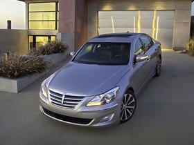 Ver foto 2 de Hyundai Genesis R-Spec 2010