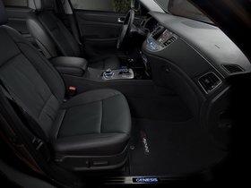 Ver foto 18 de Hyundai Genesis R-Spec 2010