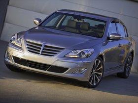 Ver foto 12 de Hyundai Genesis R-Spec 2010