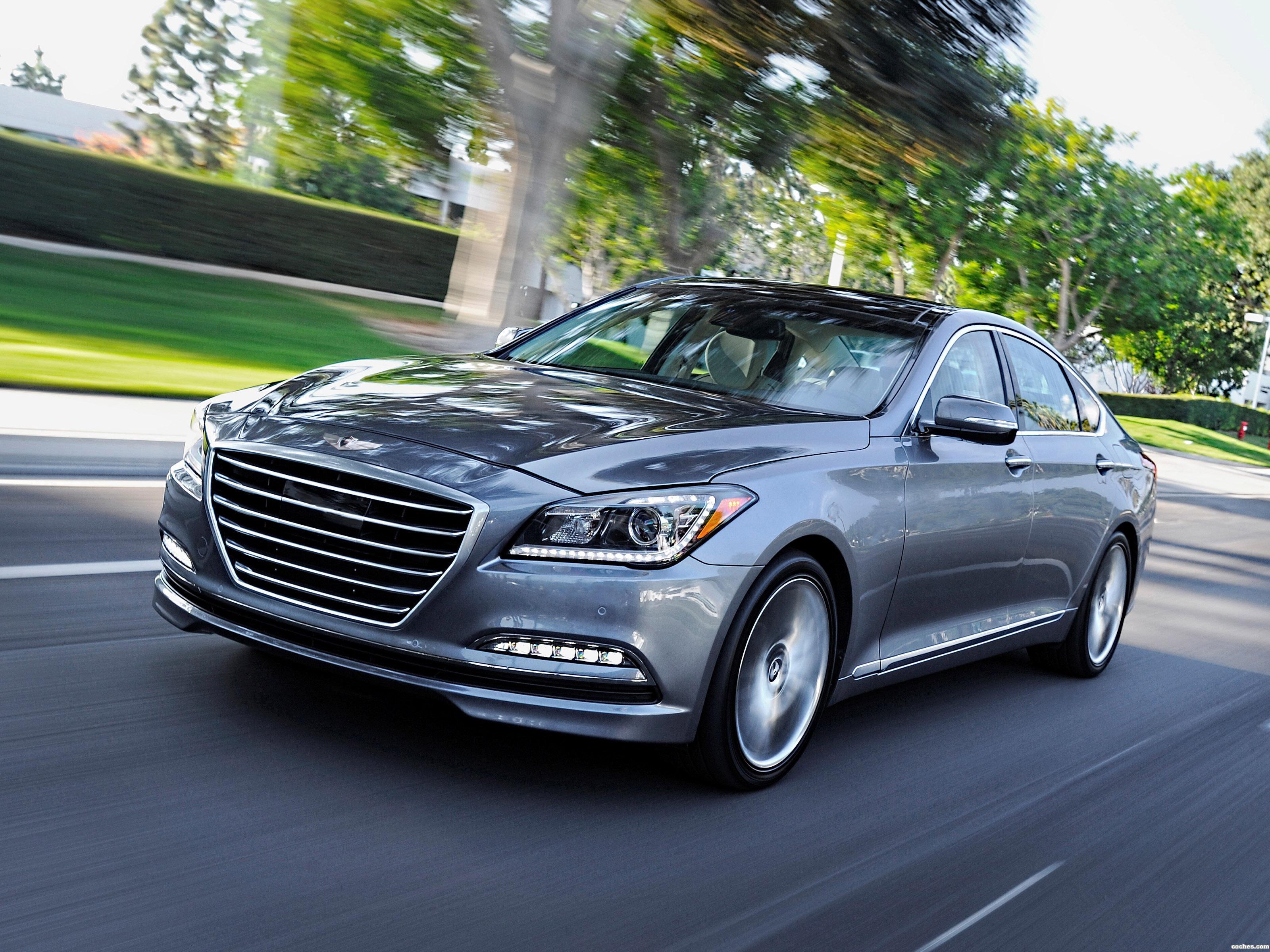 Foto 0 de Hyundai Genesis USA 2014