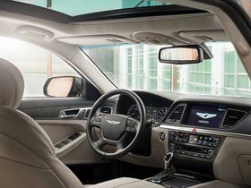 Ver foto 18 de Hyundai Genesis USA 2014