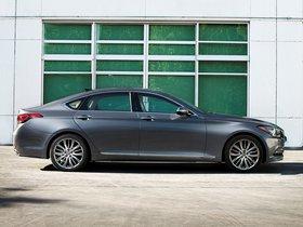Ver foto 7 de Hyundai Genesis USA 2014