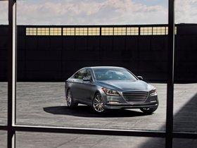Ver foto 3 de Hyundai Genesis USA 2014