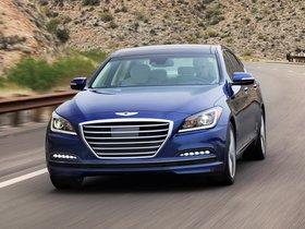 Ver foto 25 de Hyundai Genesis USA 2014
