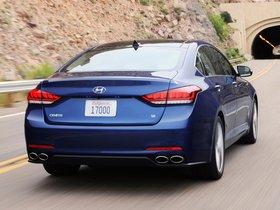 Ver foto 24 de Hyundai Genesis USA 2014