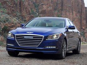 Ver foto 20 de Hyundai Genesis USA 2014
