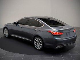 Ver foto 12 de Hyundai Genesis USA 2014