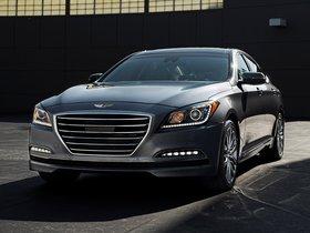 Ver foto 11 de Hyundai Genesis USA 2014