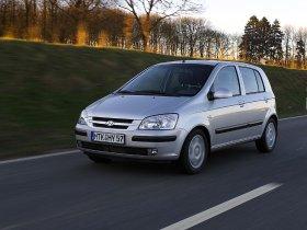 Ver foto 1 de Hyundai Getz 2002