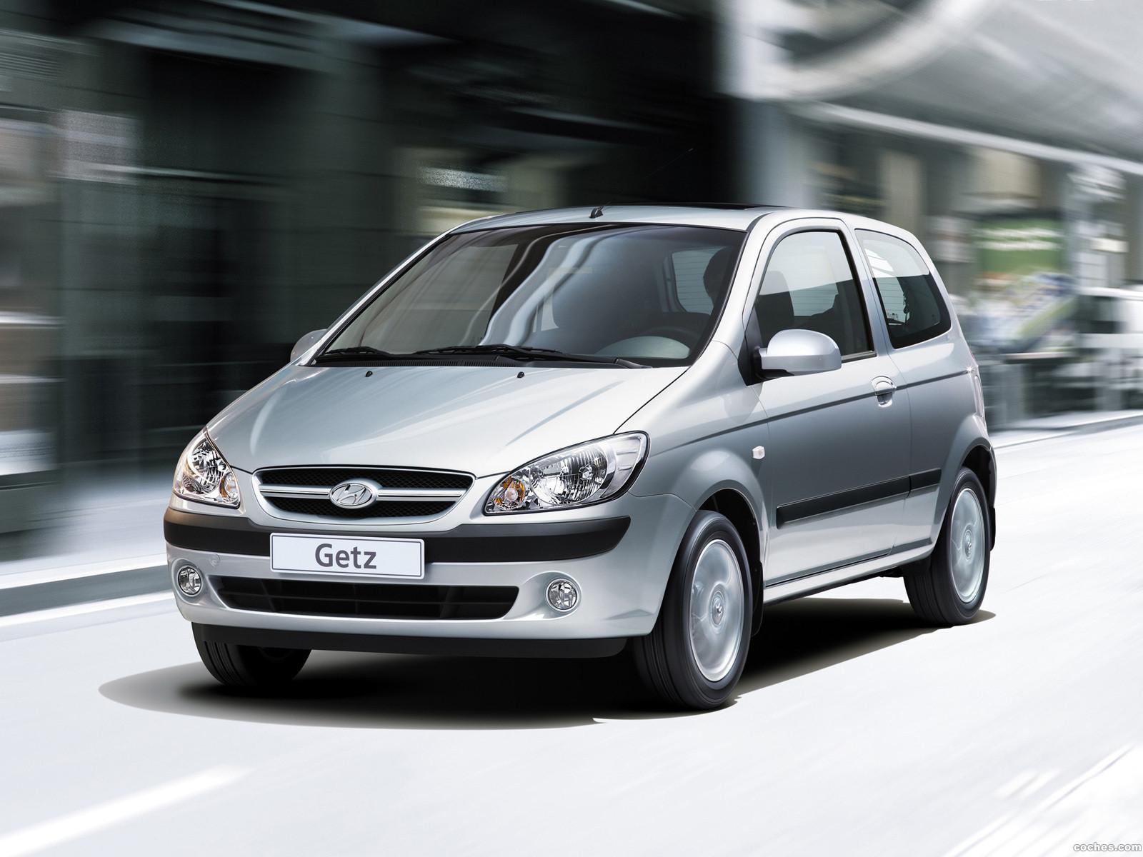 Foto 0 de Hyundai Getz 2006