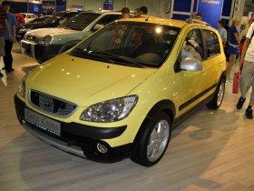 Ver foto 2 de Hyundai Getz Cross 2006