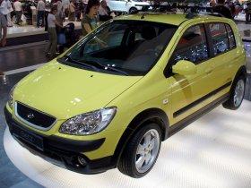 Ver foto 1 de Hyundai Getz Cross 2006
