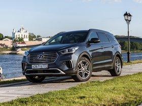 Ver foto 11 de Hyundai Grand Santa Fe 2016