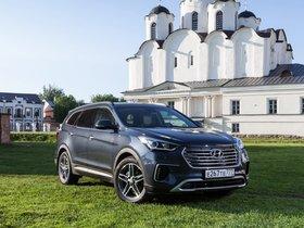 Ver foto 10 de Hyundai Grand Santa Fe 2016