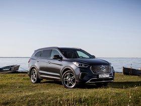 Ver foto 2 de Hyundai Grand Santa Fe 2016
