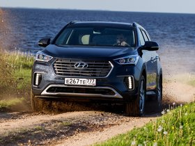 Ver foto 1 de Hyundai Grand Santa Fe 2016