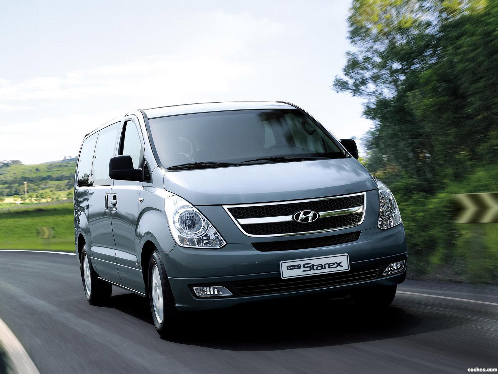 Foto 0 de Hyundai Grand Starex 2007