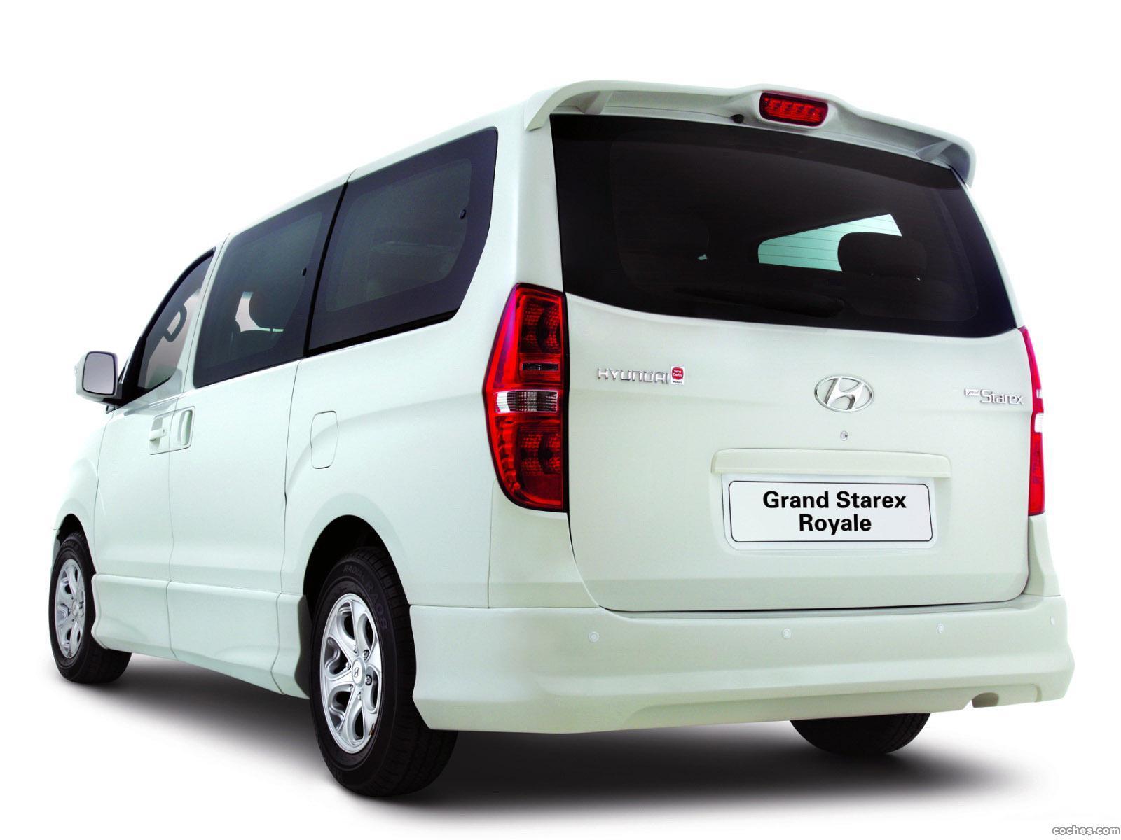 Foto 1 de Hyundai Grand Starex Royale 2009