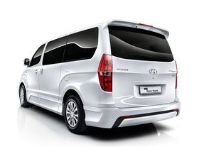 Ver foto 2 de Hyundai Grand Starex Royale 2011