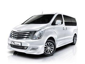 Ver foto 1 de Hyundai Grand Starex Royale 2011