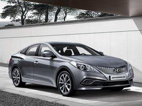 Ver foto 2 de Hyundai Azera Grandeur 2014