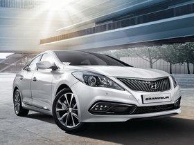 Ver foto 1 de Hyundai Azera Grandeur 2014