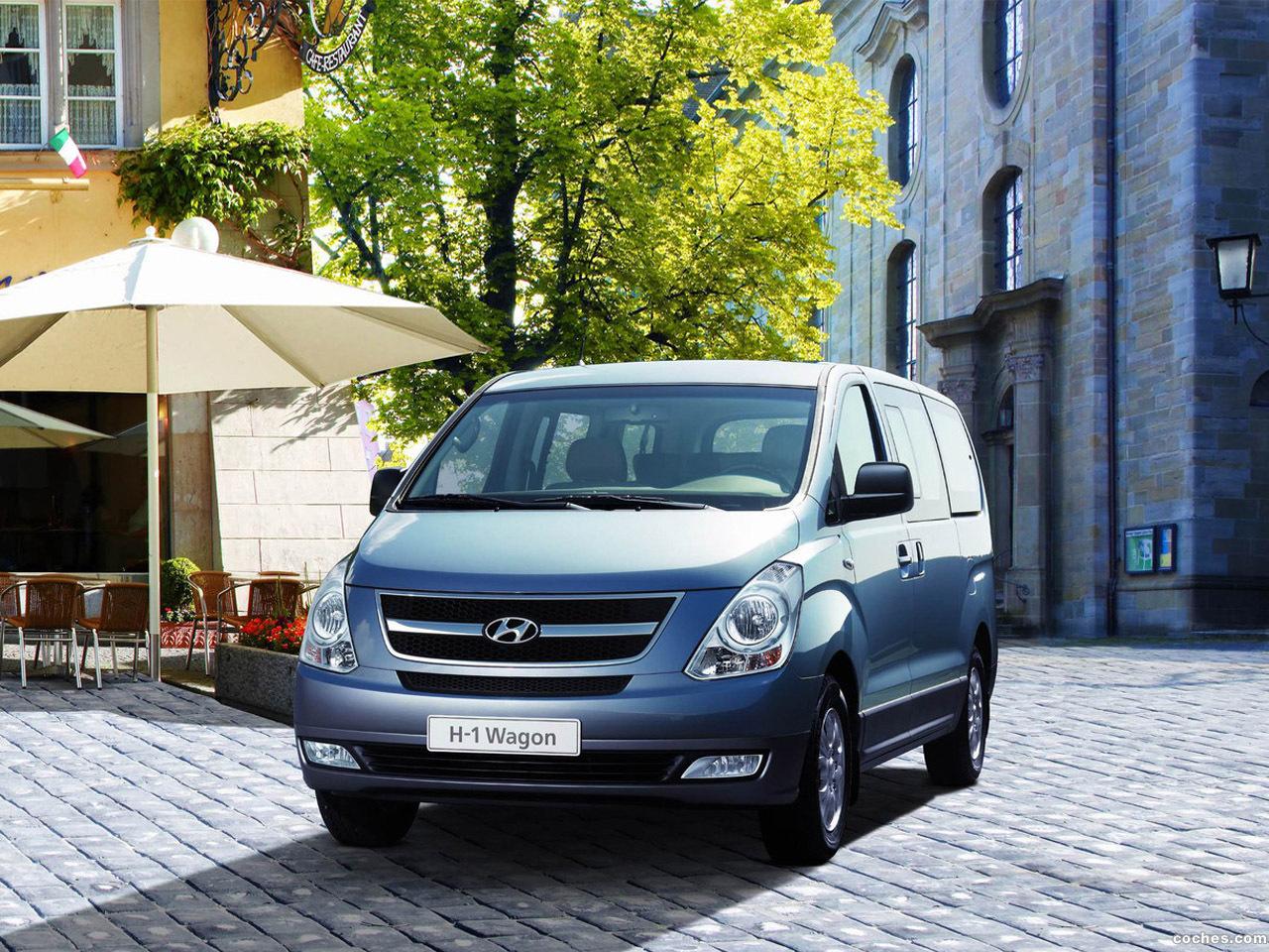 Foto 0 de Hyundai H-1 wagon 2007