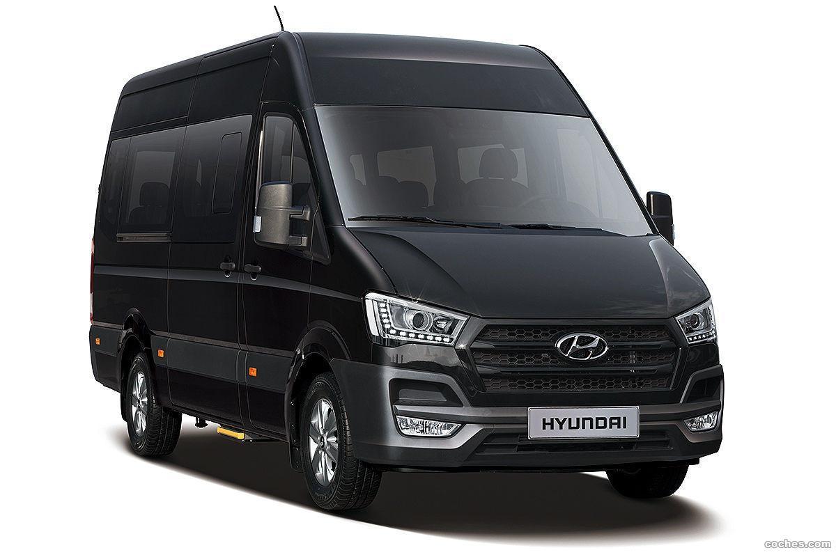 Foto 0 de Hyundai H350 Bus 2015