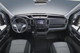 Ver foto 8 de Hyundai H350 Furgón 2015