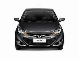 Ver foto 6 de Hyundai HB20 2012