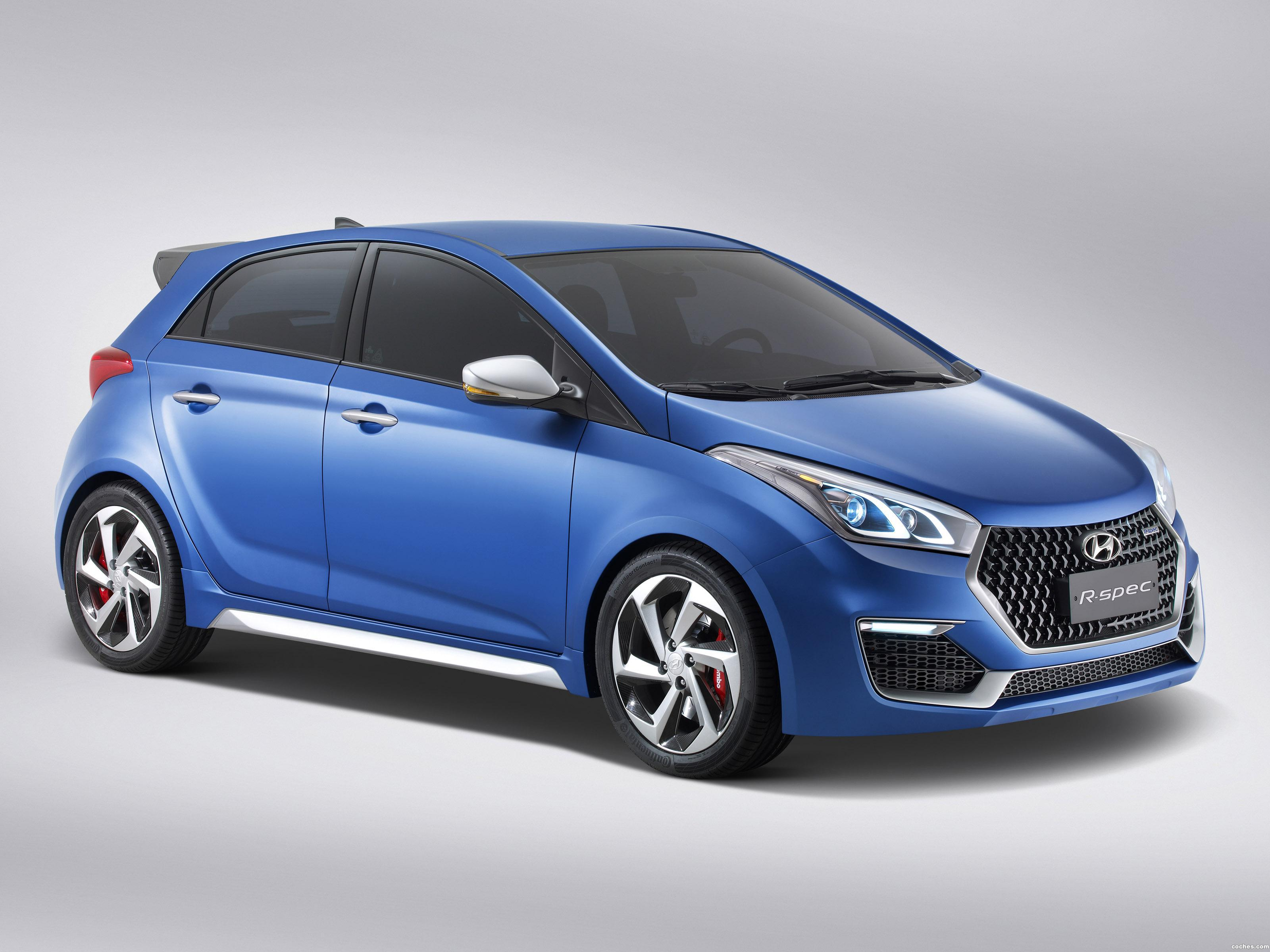 Foto 0 de Hyundai HB20 R-Spec Concept 2014