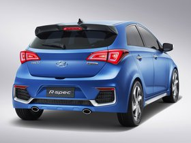Ver foto 3 de Hyundai HB20 R-Spec Concept 2014
