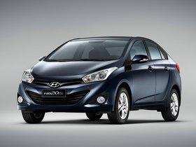 Ver foto 1 de Hyundai HB20S 2013