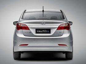 Ver foto 9 de Hyundai HB20S 2013
