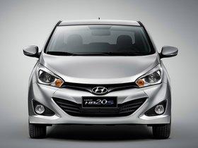 Ver foto 6 de Hyundai HB20S 2013
