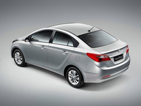 Ver foto 3 de Hyundai HB20S 2013