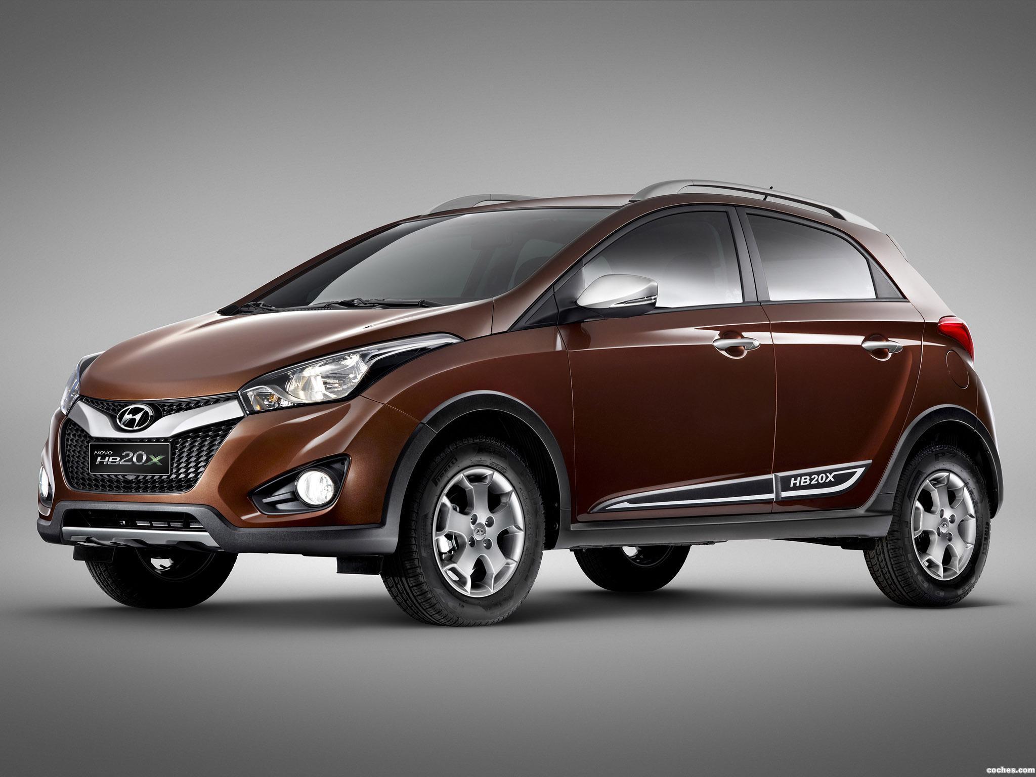 Foto 0 de Hyundai HB20X 2012